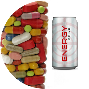 Mittel gegen Müdigkeit: Energy-Dring, Vitamine und Mineralstoffe, Nahrungsergänzungsmittel