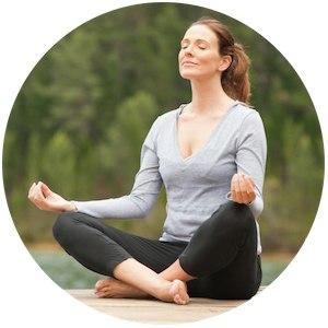 Entspannung und Pausen gegen Erschöpfung